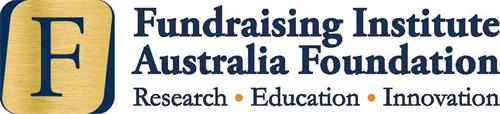 F FUNDRAISING INSTITUTE AUSTRALIA FOUNDATION RESEARCH EDUCATION INNOVATION trademark