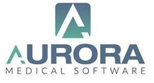 A AURORA MEDICAL SOFTWARE trademark