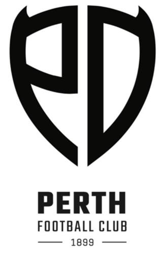 PD PERTH FOOTBALL CLUB 1899 trademark