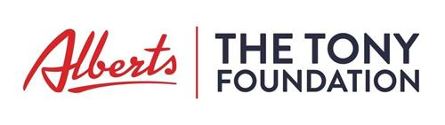 ALBERTS THE TONY FOUNDATION trademark