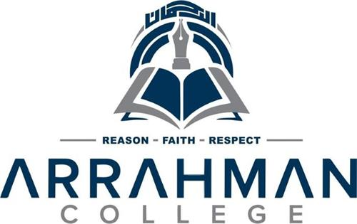 ARRAHMAN COLLEGE REASON - FAITH - RESPECT trademark