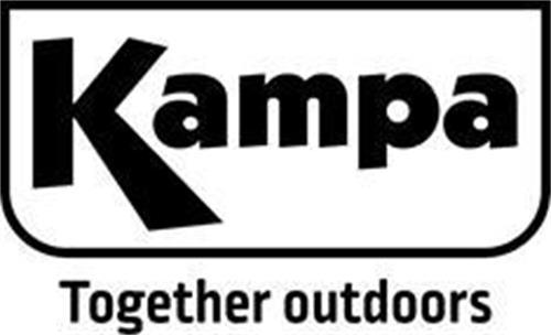 KAMPA TOGETHER OUTDOORS trademark