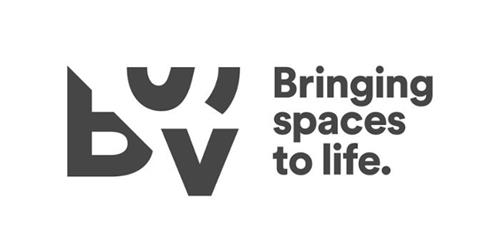 BSV BRINGING SPACES TO LIFE trademark